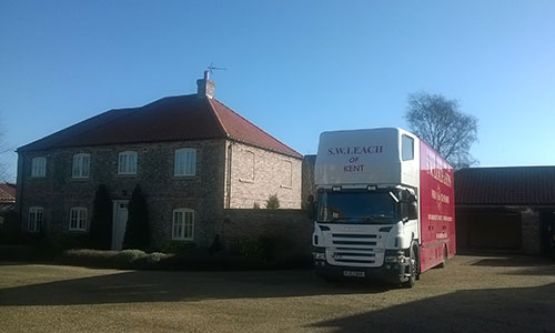 Removals S.W. Leach & Sons