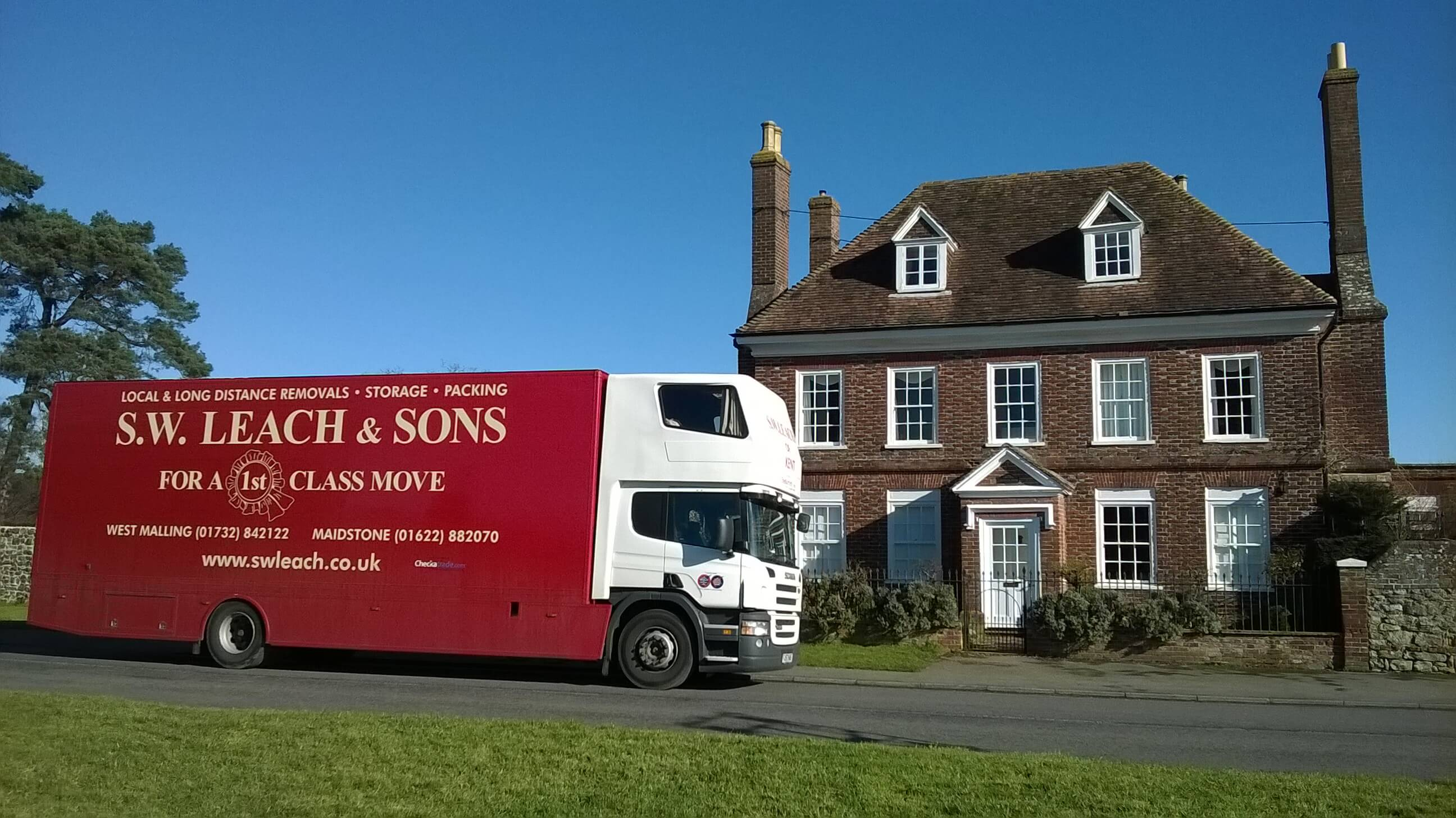 Home S.W. Leach & Sons