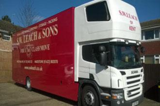 Maidstone S.W. Leach & Sons