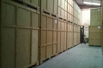 short and long term storage maidstone